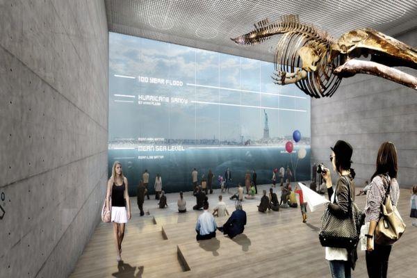 El acuario se prevé que se encuentre en el actual edificio de la Guardia Costera.